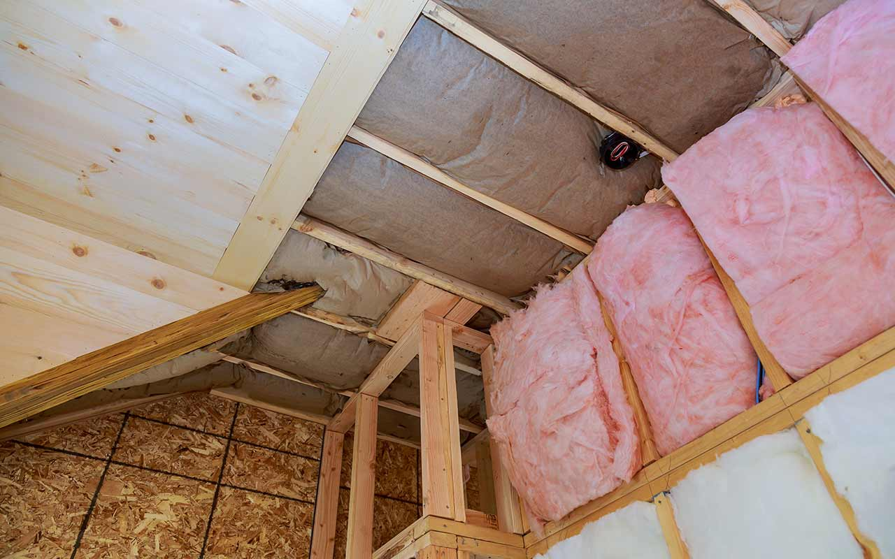 Fiberglass batts insulation services, best insulation company in GTA